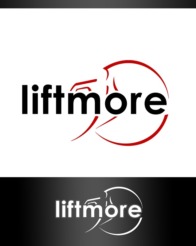 Logo Design by Respati Himawan - Entry No. 33 in the Logo Design Contest Unique Logo Design Wanted for Liftmore.