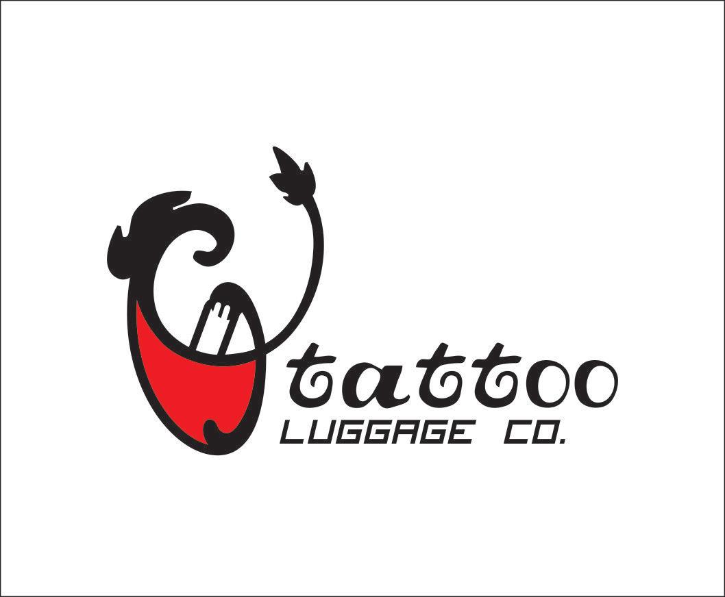 Logo Design by Rai - Entry No. 150 in the Logo Design Contest Artistic Logo Design for Tattoo Luggage Company.