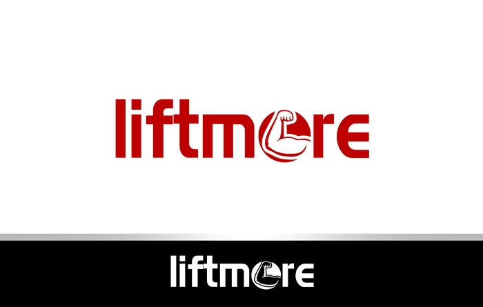 Logo Design by Respati Himawan - Entry No. 36 in the Logo Design Contest Unique Logo Design Wanted for Liftmore.