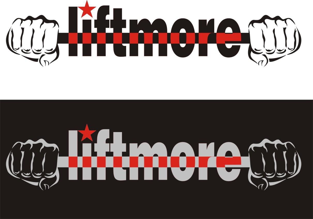 Logo Design by Korsunov Oleg - Entry No. 37 in the Logo Design Contest Unique Logo Design Wanted for Liftmore.