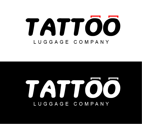 Logo Design by mediaproductionart - Entry No. 153 in the Logo Design Contest Artistic Logo Design for Tattoo Luggage Company.