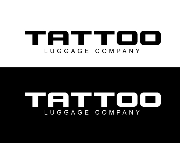 Logo Design by mediaproductionart - Entry No. 157 in the Logo Design Contest Artistic Logo Design for Tattoo Luggage Company.