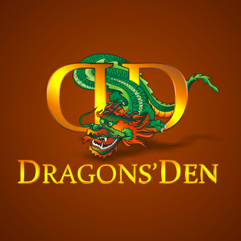 Logo Design by she_ven - Entry No. 137 in the Logo Design Contest The Dragons' Den needs a new logo.