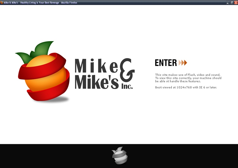Logo Design by Respati Himawan - Entry No. 16 in the Logo Design Contest Captivating Logo Design for Mike and Mike's Inc..