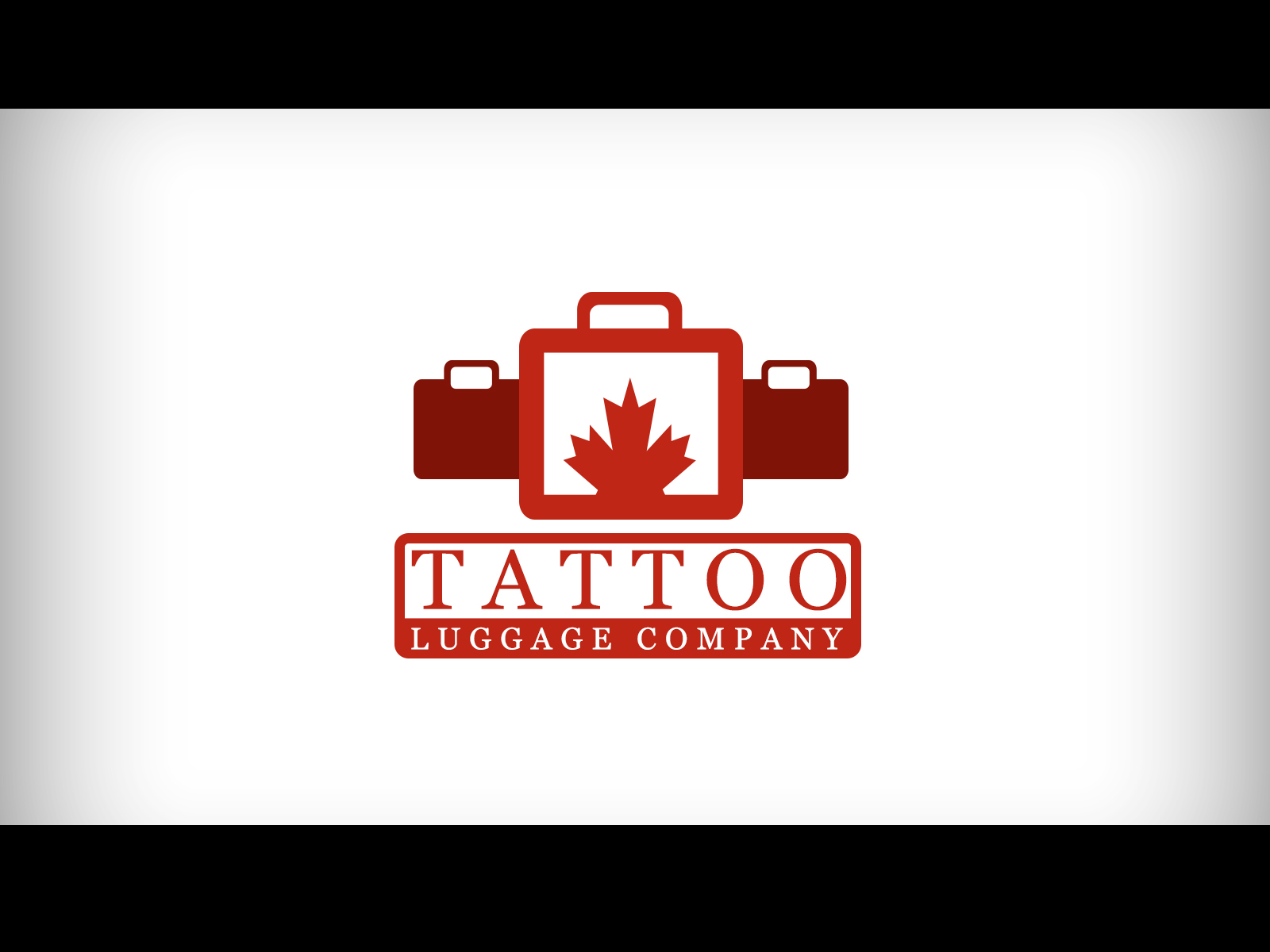 Logo Design by Virgilio Pineda III - Entry No. 180 in the Logo Design Contest Artistic Logo Design for Tattoo Luggage Company.