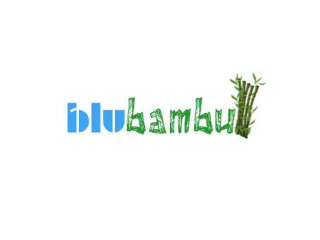 Logo Design by Kartheek Kittu - Entry No. 1 in the Logo Design Contest New Logo Design for blubambu.