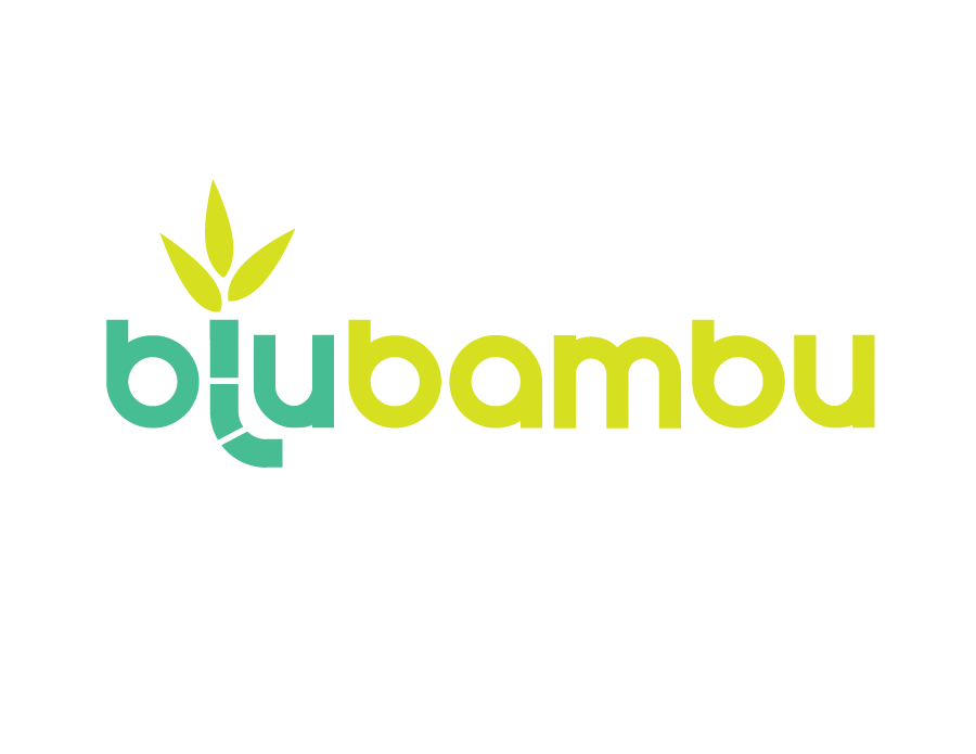 Logo Design by Christina Evans - Entry No. 5 in the Logo Design Contest New Logo Design for blubambu.