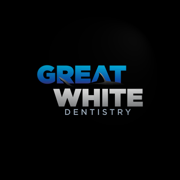 Logo Design by Private User - Entry No. 87 in the Logo Design Contest Logo Design for Great White Dentistry.