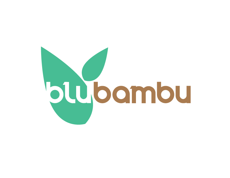 Logo Design by Christina Evans - Entry No. 6 in the Logo Design Contest New Logo Design for blubambu.