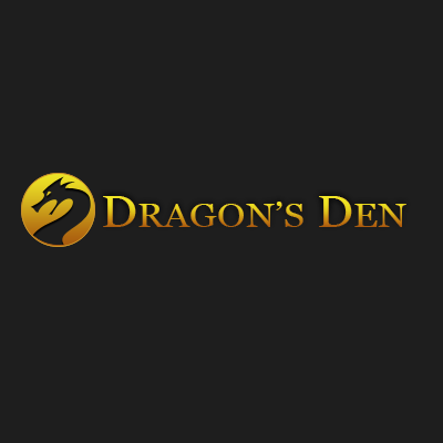 Logo Design by heezee - Entry No. 143 in the Logo Design Contest The Dragons' Den needs a new logo.
