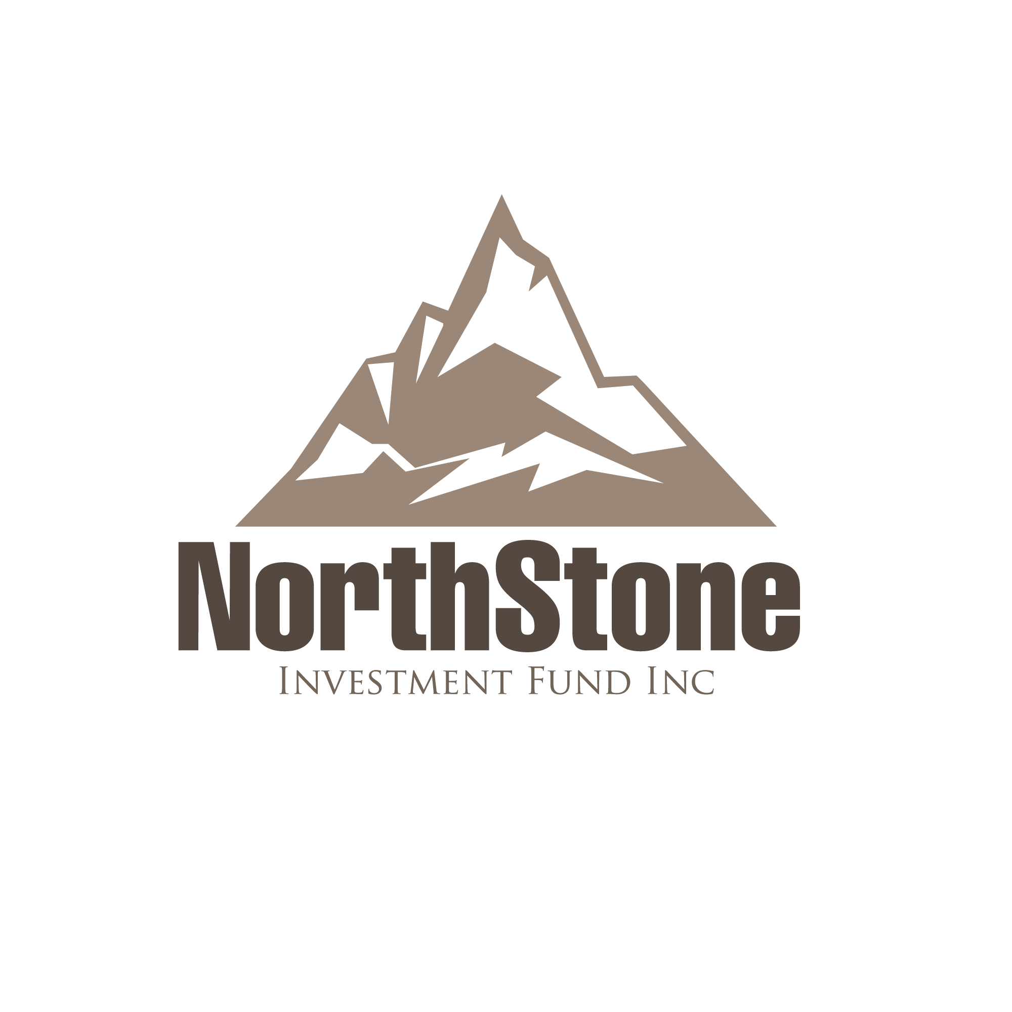 Logo Design by Joe Cortes - Entry No. 240 in the Logo Design Contest Unique Logo Design Wanted for NorthStone Investment Fund Inc.