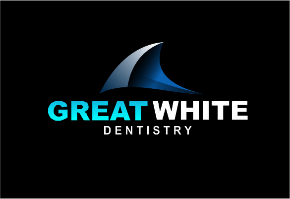 Logo Design by Agus Martoyo - Entry No. 94 in the Logo Design Contest Logo Design for Great White Dentistry.