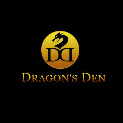 Logo Design by heezee - Entry No. 144 in the Logo Design Contest The Dragons' Den needs a new logo.