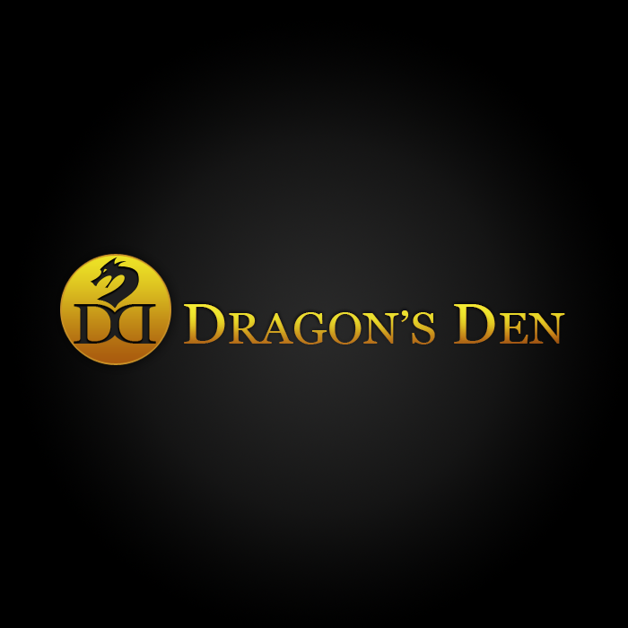 Logo Design by heezee - Entry No. 146 in the Logo Design Contest The Dragons' Den needs a new logo.