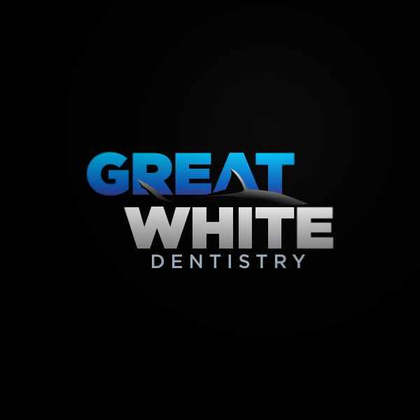 Logo Design by Private User - Entry No. 98 in the Logo Design Contest Logo Design for Great White Dentistry.