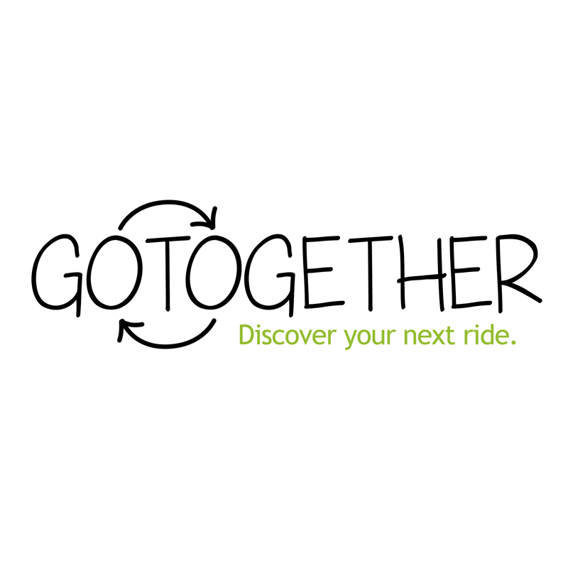Logo Design by Private User - Entry No. 1 in the Logo Design Contest Captivating Logo Design for GO2GETHER.
