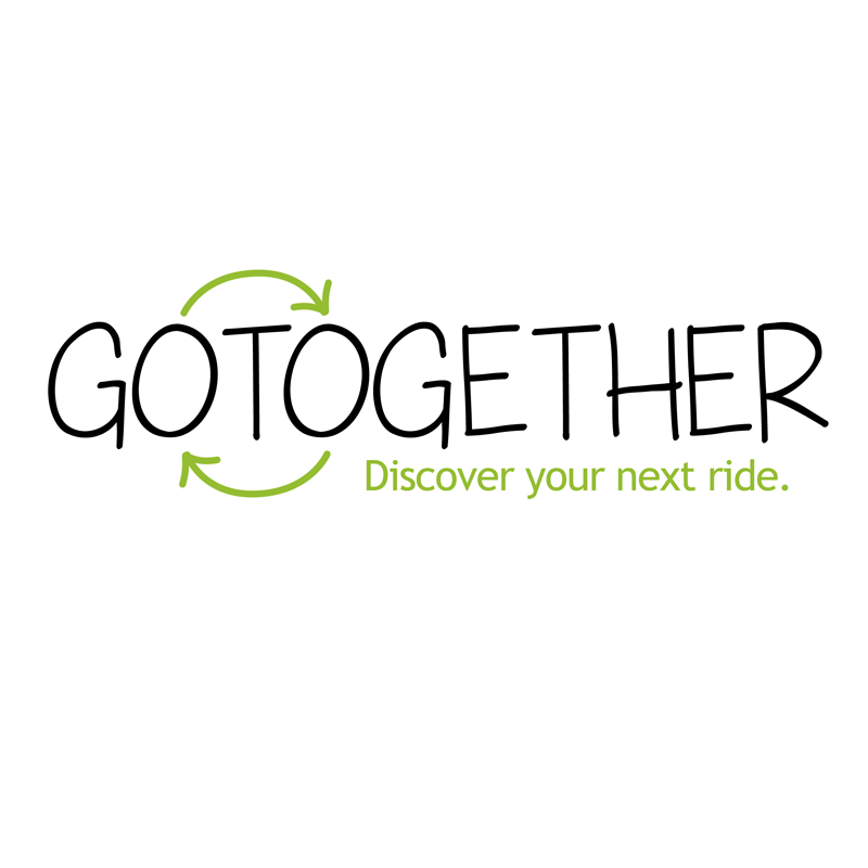 Logo Design by Private User - Entry No. 2 in the Logo Design Contest Captivating Logo Design for GO2GETHER.