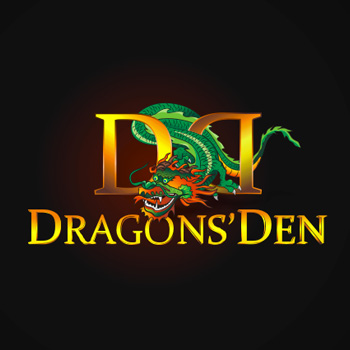 Logo Design by she_ven - Entry No. 147 in the Logo Design Contest The Dragons' Den needs a new logo.
