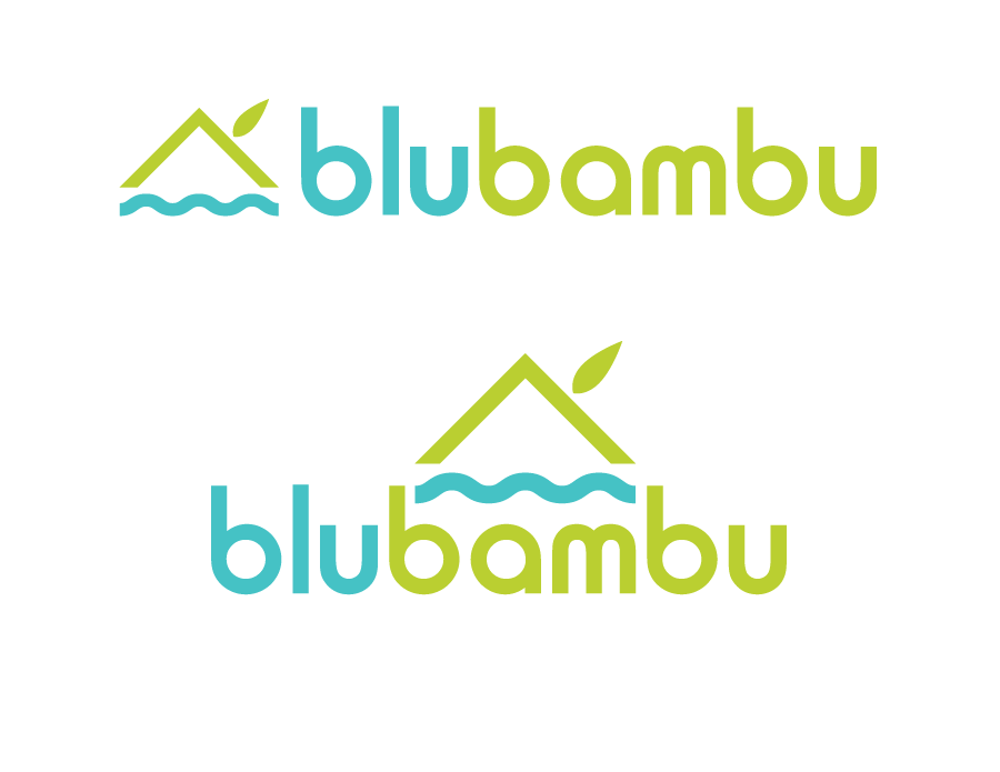 Logo Design by Christina Evans - Entry No. 10 in the Logo Design Contest New Logo Design for blubambu.
