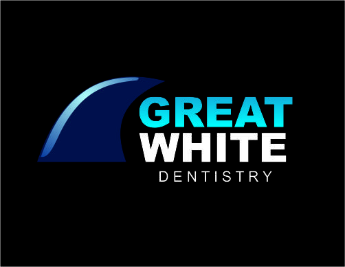 Logo Design by Agus Martoyo - Entry No. 111 in the Logo Design Contest Logo Design for Great White Dentistry.
