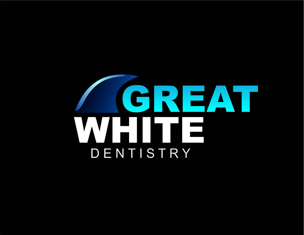 Logo Design by Agus Martoyo - Entry No. 114 in the Logo Design Contest Logo Design for Great White Dentistry.