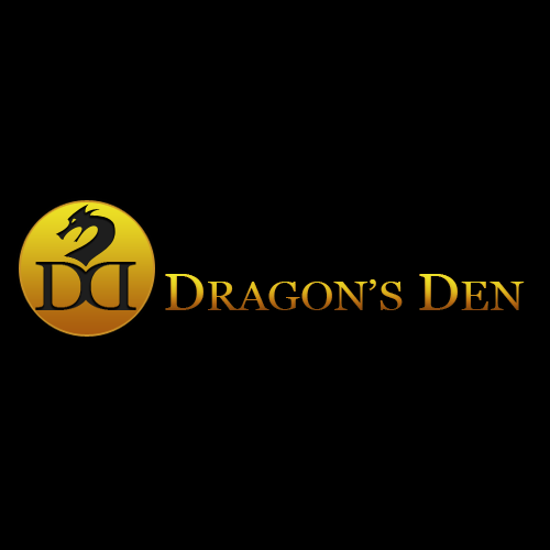 Logo Design by heezee - Entry No. 150 in the Logo Design Contest The Dragons' Den needs a new logo.