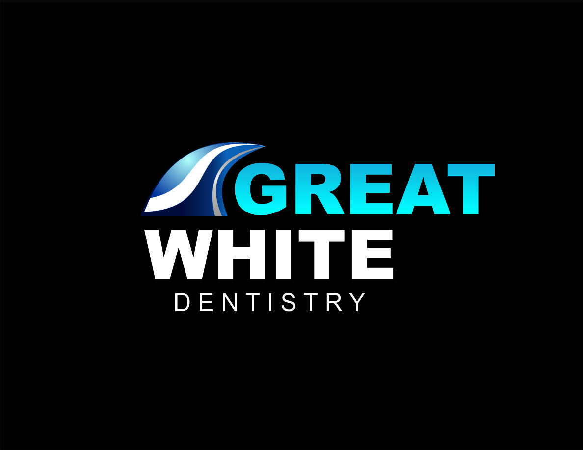 Logo Design by Agus Martoyo - Entry No. 122 in the Logo Design Contest Logo Design for Great White Dentistry.