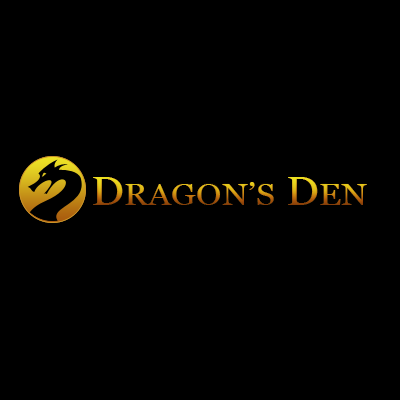 Logo Design by heezee - Entry No. 152 in the Logo Design Contest The Dragons' Den needs a new logo.