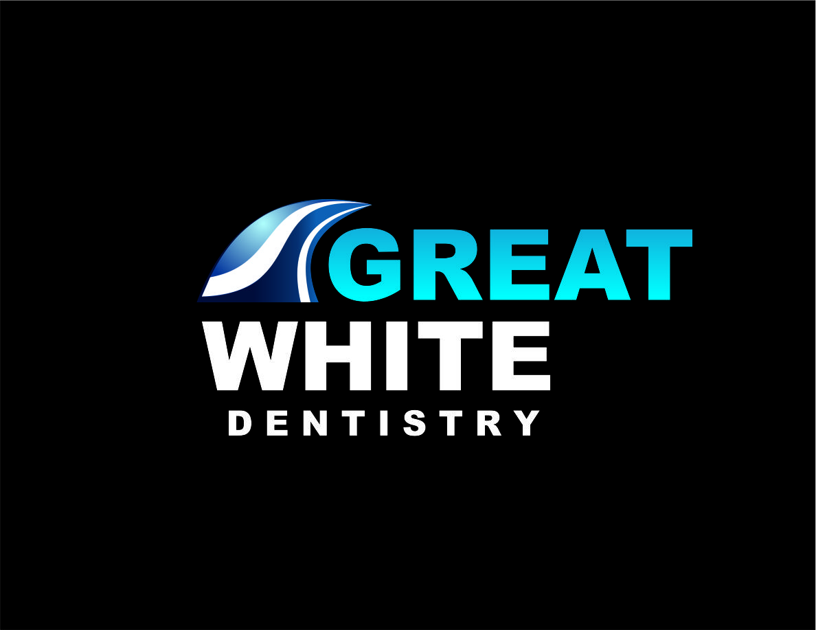 Logo Design by Agus Martoyo - Entry No. 125 in the Logo Design Contest Logo Design for Great White Dentistry.