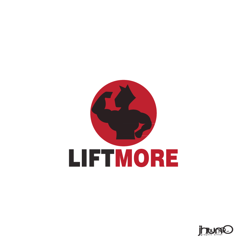 Logo Design by zesthar - Entry No. 57 in the Logo Design Contest Unique Logo Design Wanted for Liftmore.