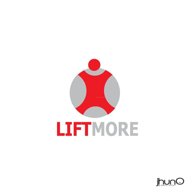 Logo Design by zesthar - Entry No. 58 in the Logo Design Contest Unique Logo Design Wanted for Liftmore.