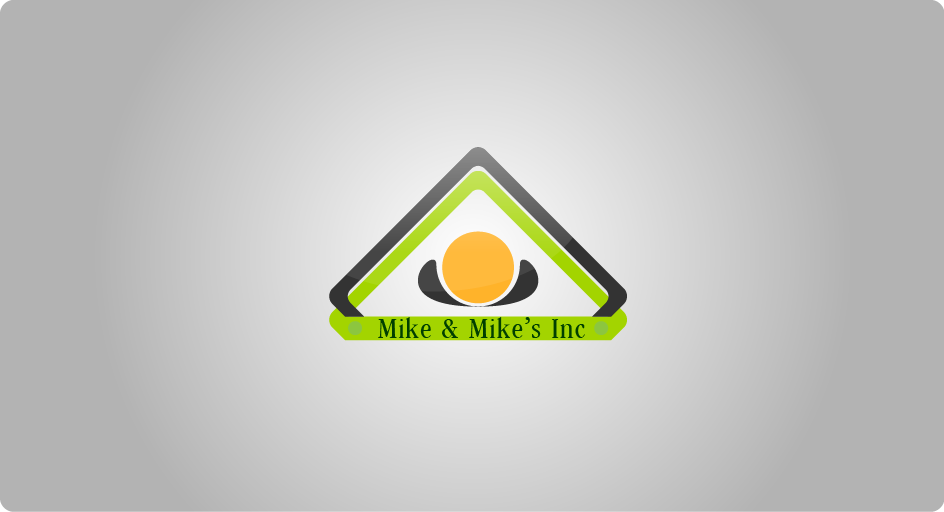 Logo Design by Private User - Entry No. 20 in the Logo Design Contest Captivating Logo Design for Mike and Mike's Inc..