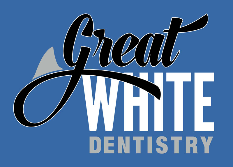 Logo Design by Private User - Entry No. 146 in the Logo Design Contest Logo Design for Great White Dentistry.