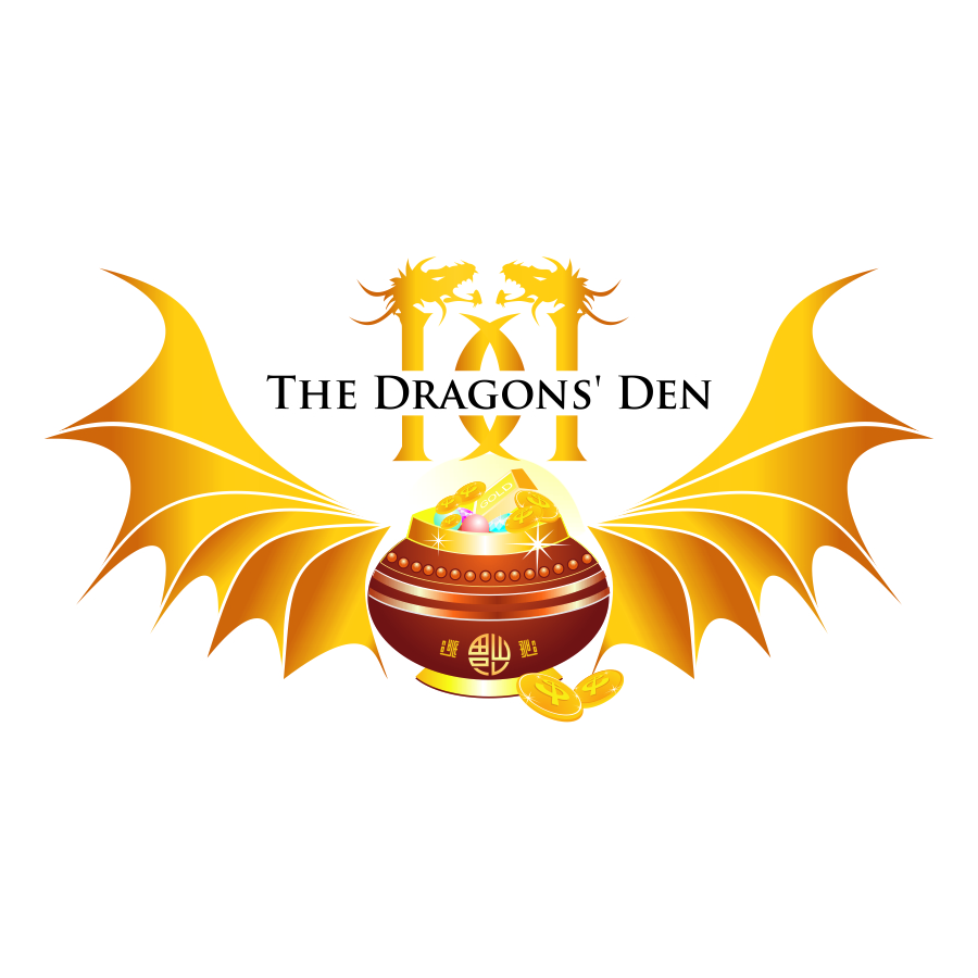 Logo Design by mare-ingenii - Entry No. 156 in the Logo Design Contest The Dragons' Den needs a new logo.