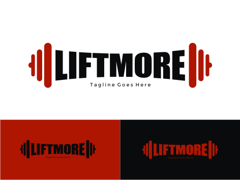 Logo Design by key - Entry No. 73 in the Logo Design Contest Unique Logo Design Wanted for Liftmore.
