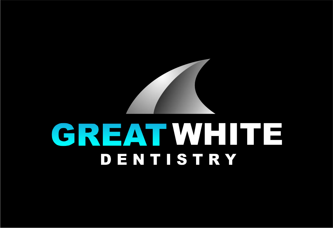 Logo Design by Agus Martoyo - Entry No. 156 in the Logo Design Contest Logo Design for Great White Dentistry.