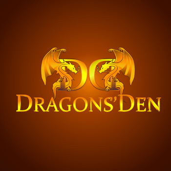 Logo Design by she_ven - Entry No. 158 in the Logo Design Contest The Dragons' Den needs a new logo.
