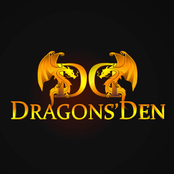 Logo Design by she_ven - Entry No. 159 in the Logo Design Contest The Dragons' Den needs a new logo.