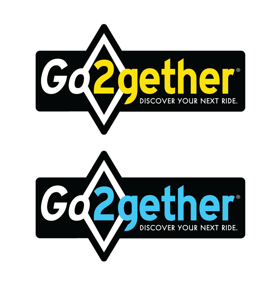 Logo Design by Christina Evans - Entry No. 8 in the Logo Design Contest Captivating Logo Design for GO2GETHER.