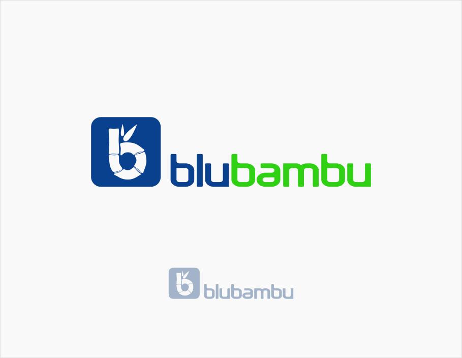 Logo Design by Jorge Sardon - Entry No. 11 in the Logo Design Contest New Logo Design for blubambu.