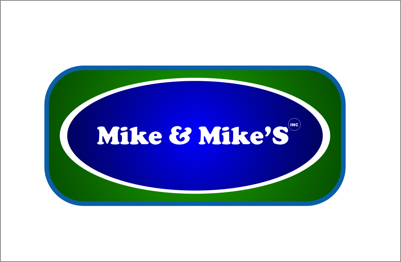 Logo Design by Agus Martoyo - Entry No. 30 in the Logo Design Contest Captivating Logo Design for Mike and Mike's Inc..