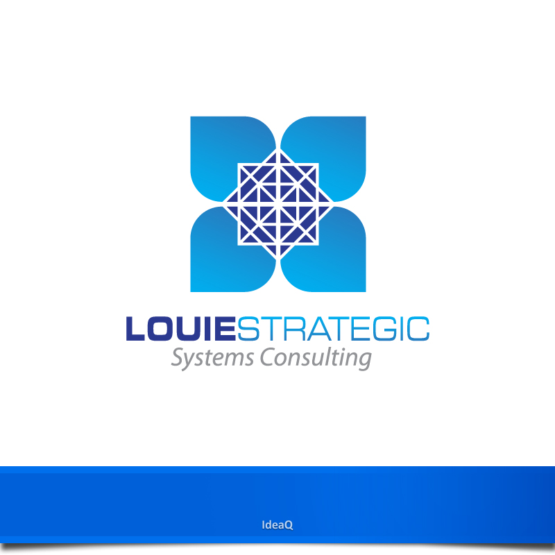 Logo Design by Private User - Entry No. 47 in the Logo Design Contest Artistic Logo Design for Louie Strategic Systems Consulting.