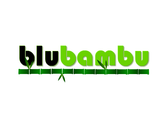 Logo Design by Ismail Adhi Wibowo - Entry No. 12 in the Logo Design Contest New Logo Design for blubambu.