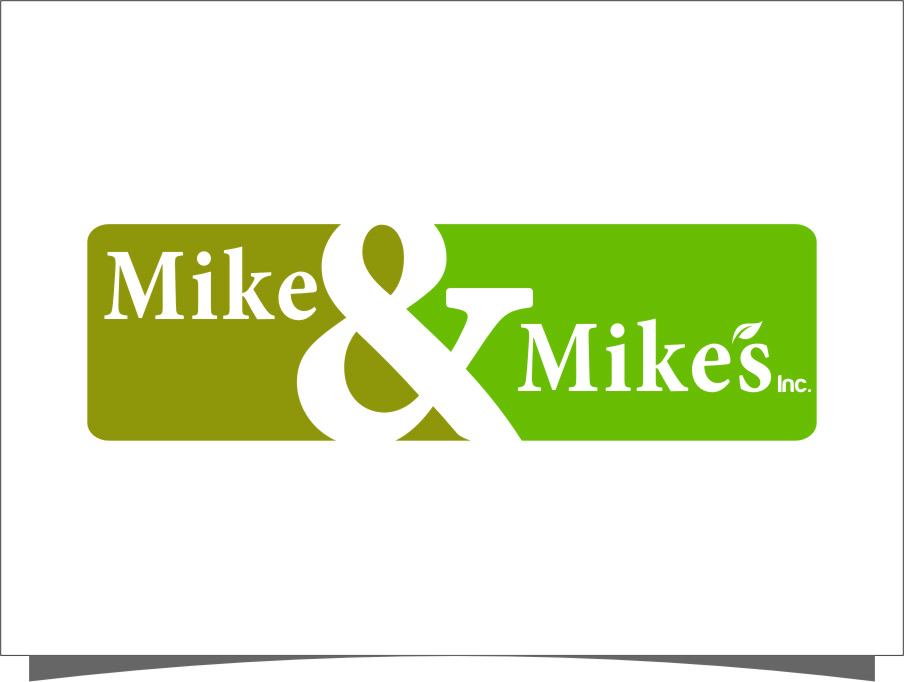 Logo Design by RasYa Muhammad Athaya - Entry No. 31 in the Logo Design Contest Captivating Logo Design for Mike and Mike's Inc..