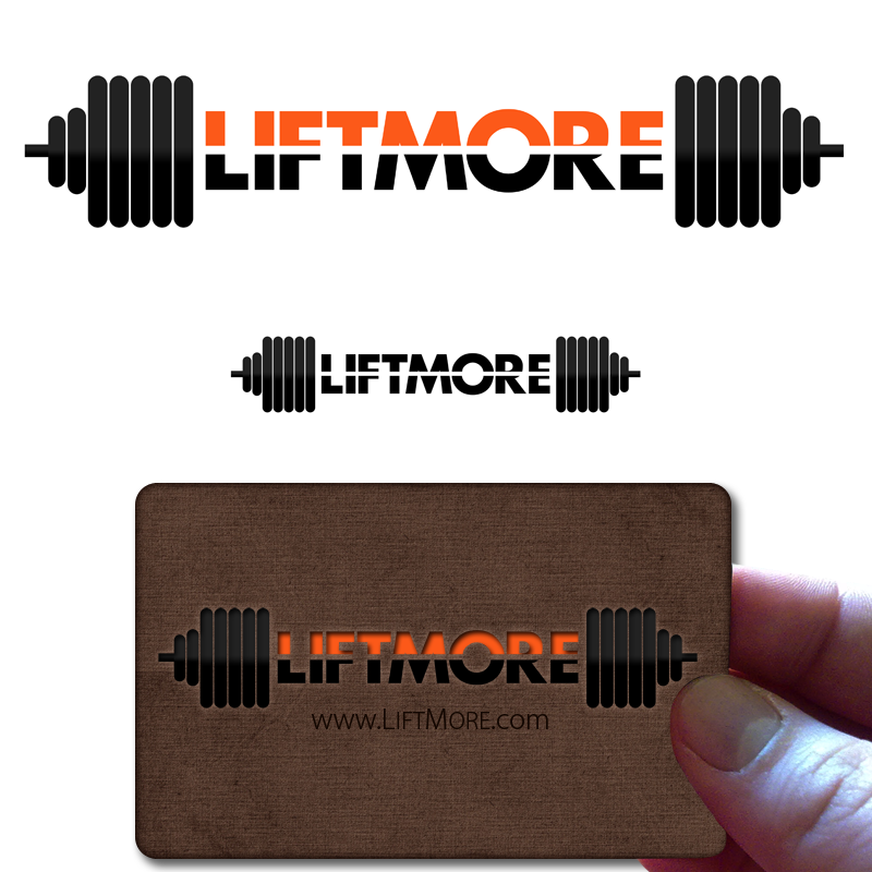 Logo Design by Private User - Entry No. 92 in the Logo Design Contest Unique Logo Design Wanted for Liftmore.