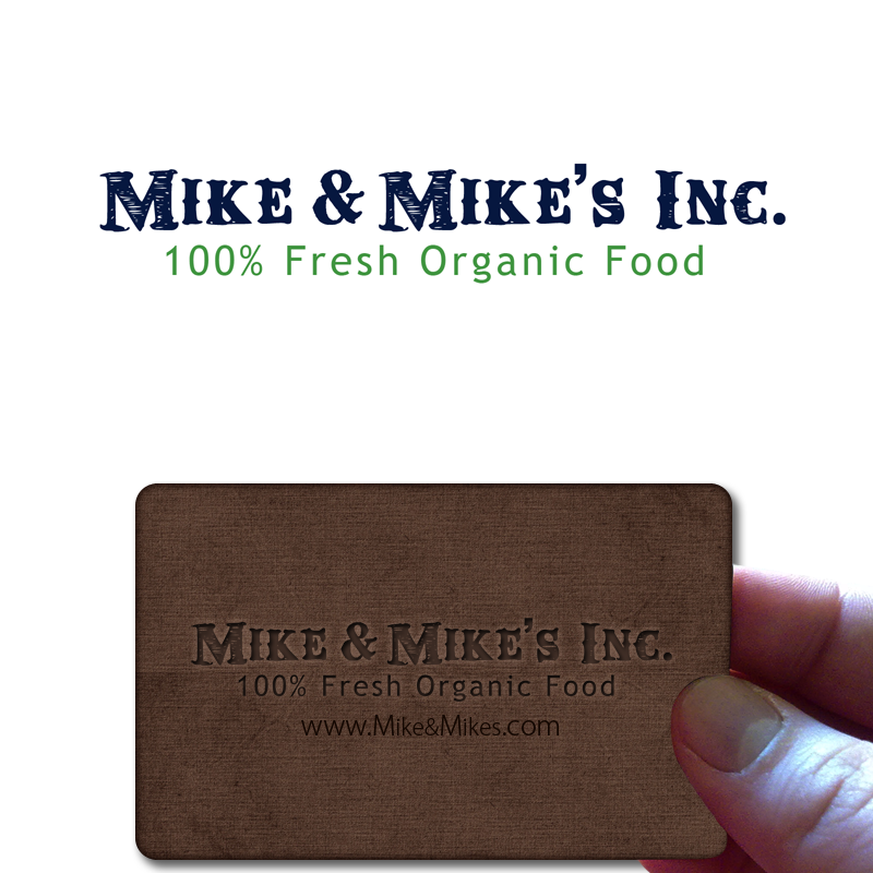 Logo Design by Private User - Entry No. 33 in the Logo Design Contest Captivating Logo Design for Mike and Mike's Inc..
