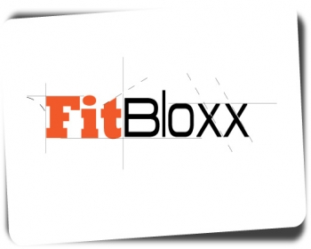 Logo Design by trabas - Entry No. 48 in the Logo Design Contest FitBloxx (creating block fits for the apparel industry).
