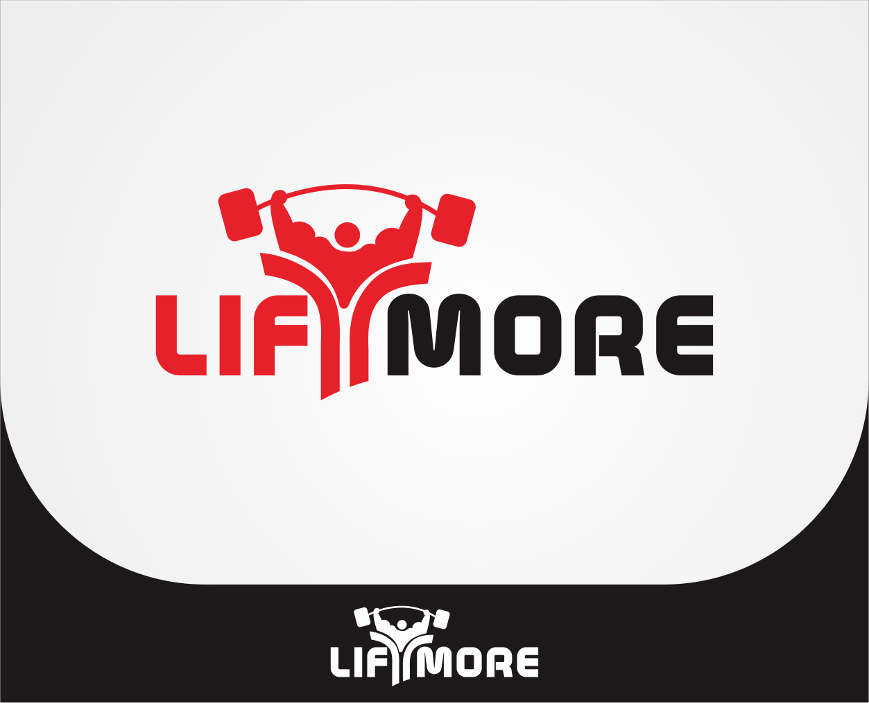 Logo Design by Armada Jamaluddin - Entry No. 106 in the Logo Design Contest Unique Logo Design Wanted for Liftmore.