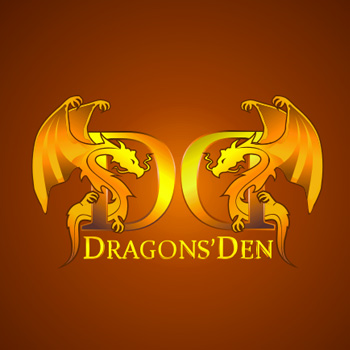 Logo Design by she_ven - Entry No. 165 in the Logo Design Contest The Dragons' Den needs a new logo.