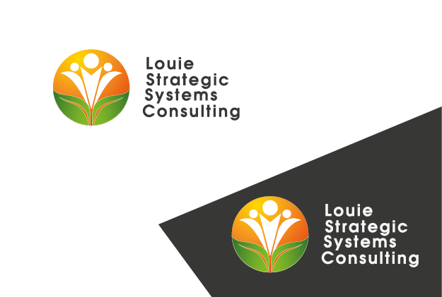 Logo Design by Private User - Entry No. 48 in the Logo Design Contest Artistic Logo Design for Louie Strategic Systems Consulting.